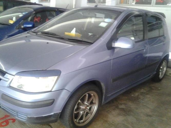 Hyundai Getz for rental