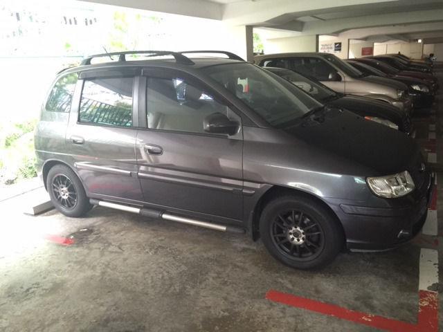 Hyundai Matrix 1.6L Auto for Rent Today
