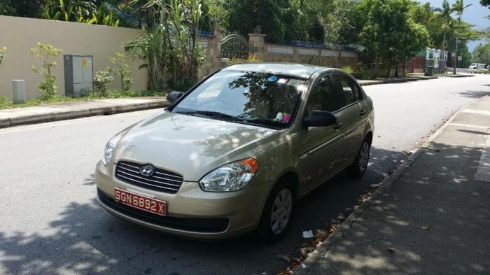 Hyundai Verna for sale