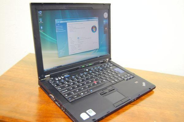 IBM Lenovo ThinkPad T61 Laptop Core2Duo Vista Business WiFi