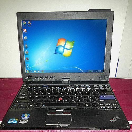 IBM LENOVO x201t Laptop Core i7 Windows 7 Tablet PC @