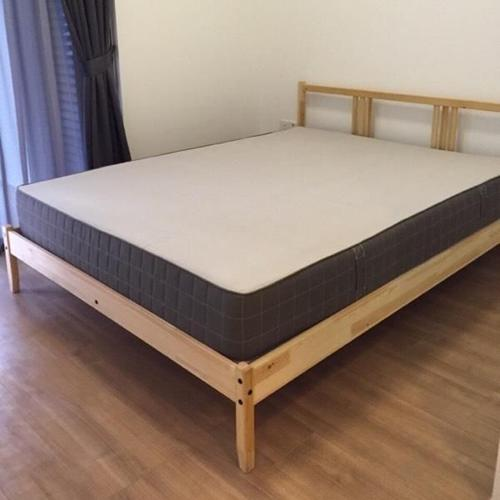 IKEA bed and mattress for sale