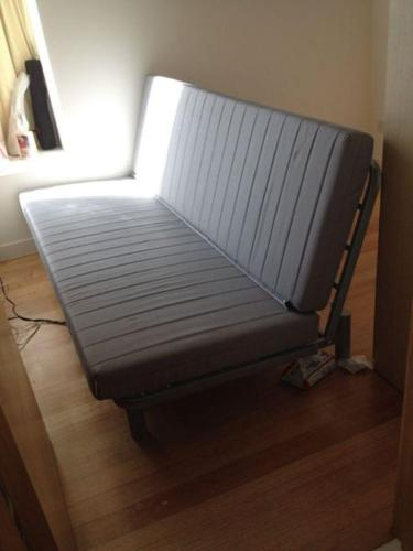 Ikea Beddinge Sofa Bed W Cover And Mattress Like New For