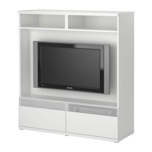 Ikea Besta Boas Tv Console White For Sale In Paya Lebar Crescent