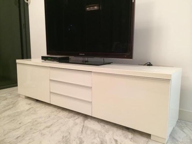 Ikea Besta Burs Tv Meubel Rood.Ikea Besta Burs Tv Console White For Sale In Balestier Road