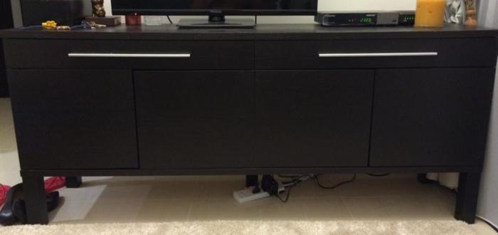Ikea Bjursta TV Console/ Sideboard ONLY $90