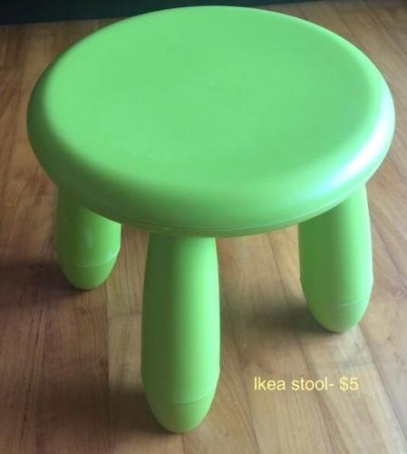 IKEA childrens stool
