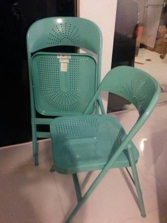 Astonishing Ikea Frode Foldable Chairs X 2 Turquoise For Sale In Lamtechconsult Wood Chair Design Ideas Lamtechconsultcom