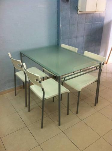 Top 28 ikea glass dining table and 4 chairs ikea round glass dining table and 4 clear - Ikea glass dining table and chairs ...