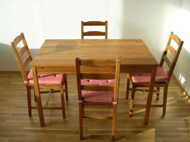 Ikea Jokkmokk Dinning Table Set for Sale for Sale in Boon Lay Way ...