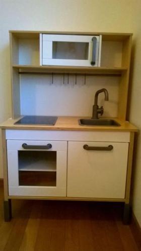 IKEA kid's play kitchen