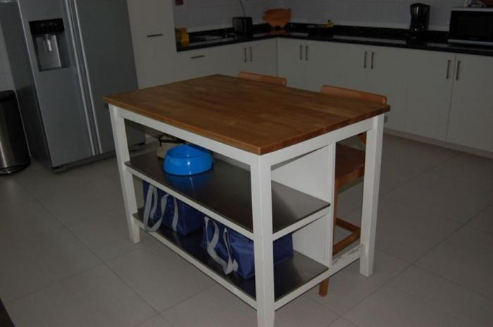 ikea kitchen island butcher block top for sale in swiss club road