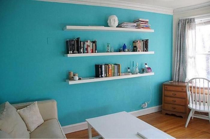 IKEA LACK Wall shelf white(Brand New)