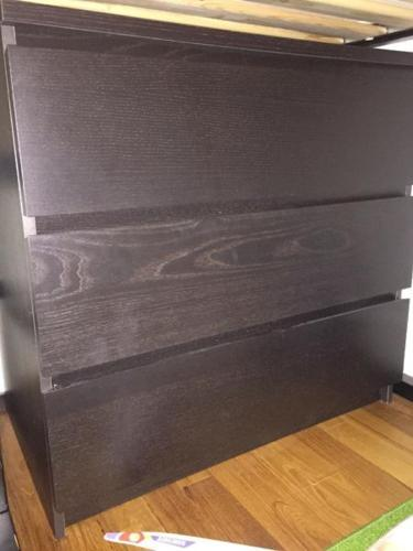 IKEA Malm 3 drawer dresser - great condition