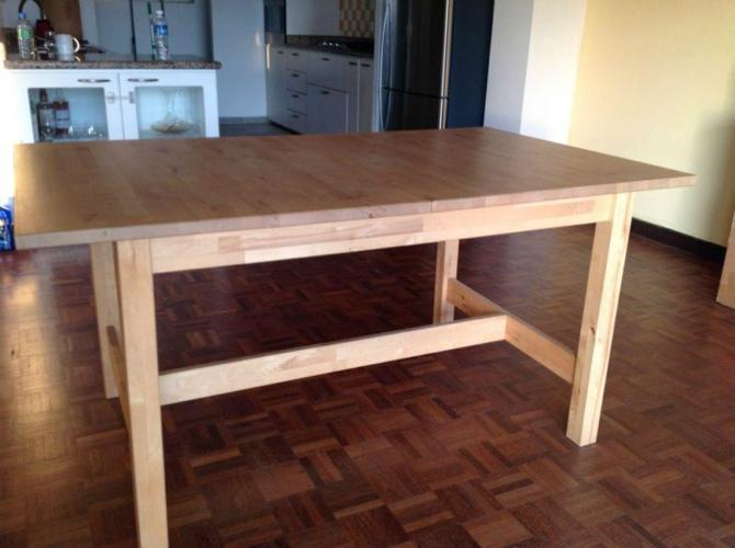 Ikea Norden Extendable Dining Table For Sale In Mount Sinai Drive West Singapore Classified Singaporelisted Com