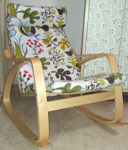 Ikea Poang Rocking Chair Footstool For Sale In Hillview