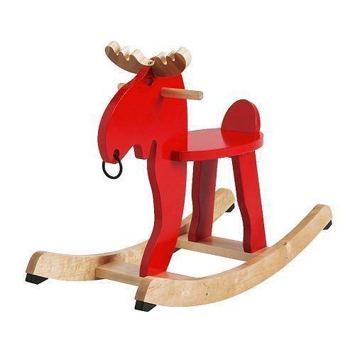 Ikea Rocking-moose