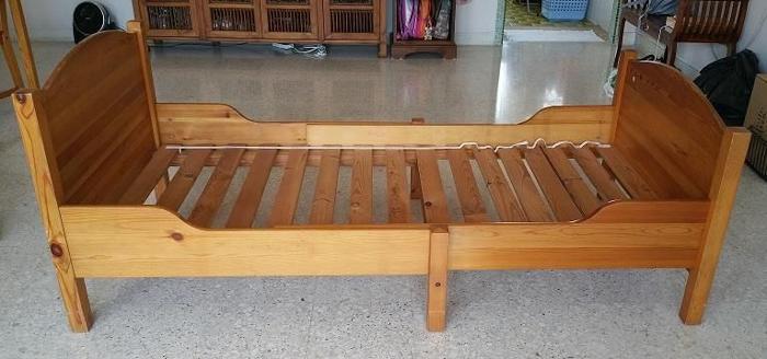 Ikea Single Bed-frame