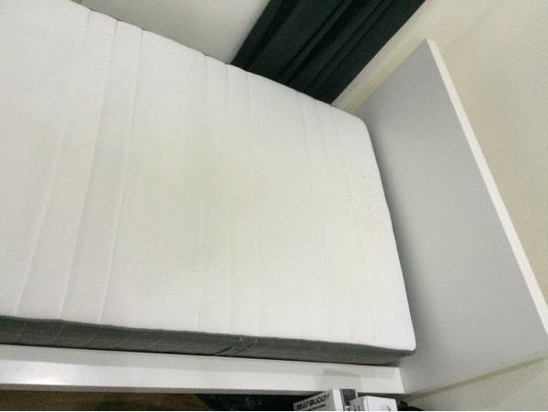 Ikea Single Bed with Mattress