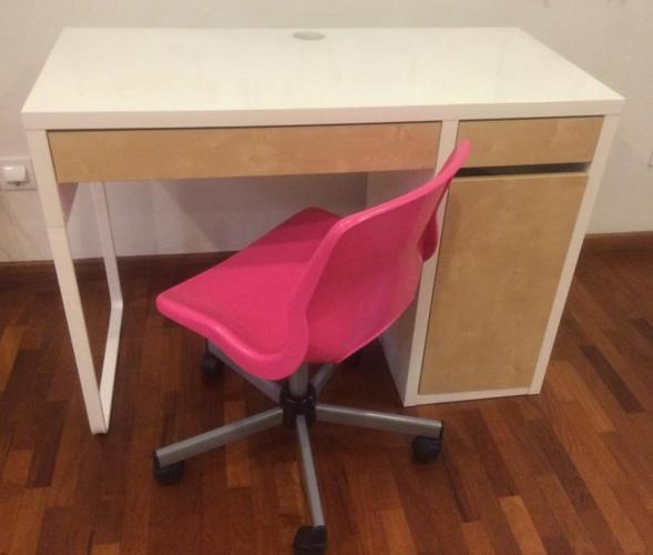 IKEA Student Desks (2) w/ drawers - Versatile and