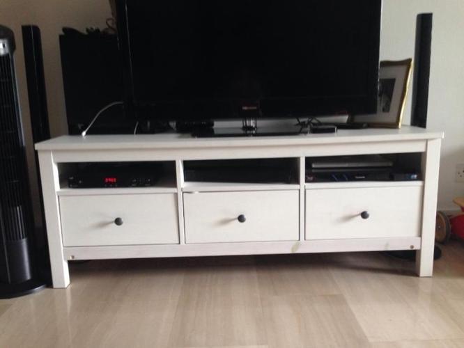 Ikea Tv Console White Hemnes For Sale In Trevose Crescent North