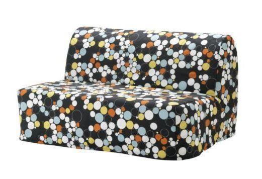 IKEA Two-seat sofa-bed (LYCKSELE LÖVÅS)