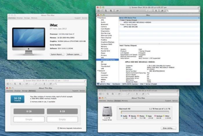 WTS: iMac 27