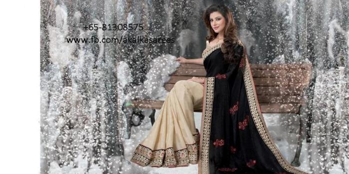 Indian Designer Sarees for Sale