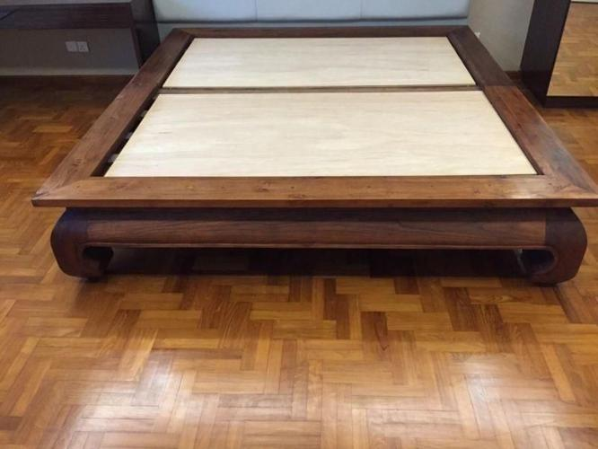 Indonesian Teak Bed Frame for SALE!!