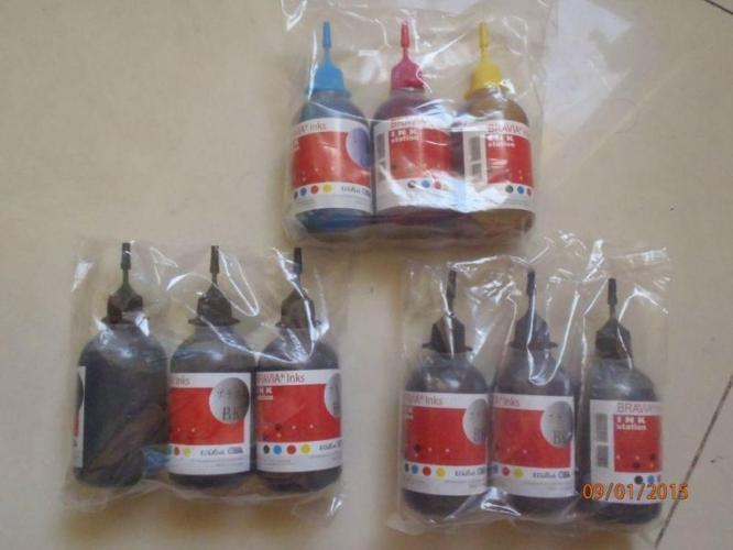 Ink Jet Refill - Quality ink for Canon HP Epson Brother