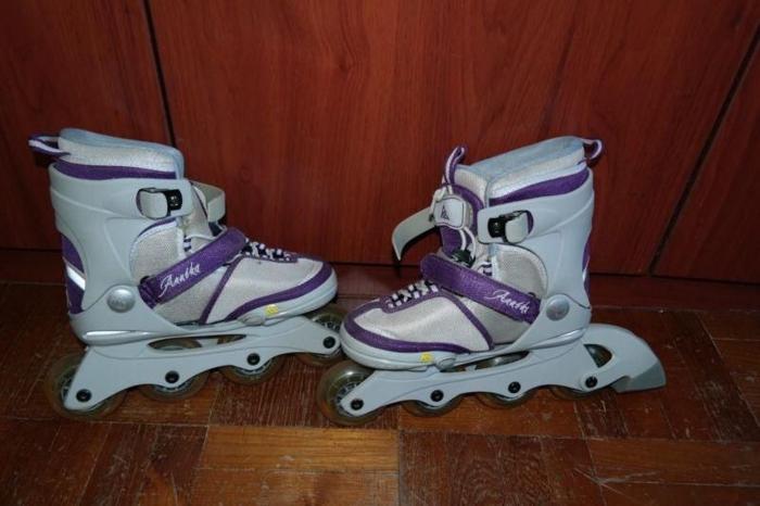 c24c5695247 INLINE SKATES / ROLLER BLADES K2 & PROWELL 2 Helmets - Children for ...