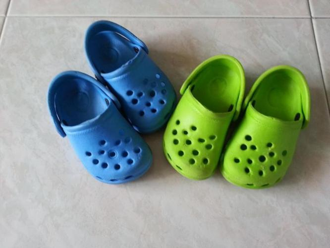 Inspired Crocs Shoes For Boy Size 26