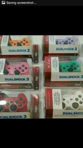 instock!!! Brand new ps3 controllers