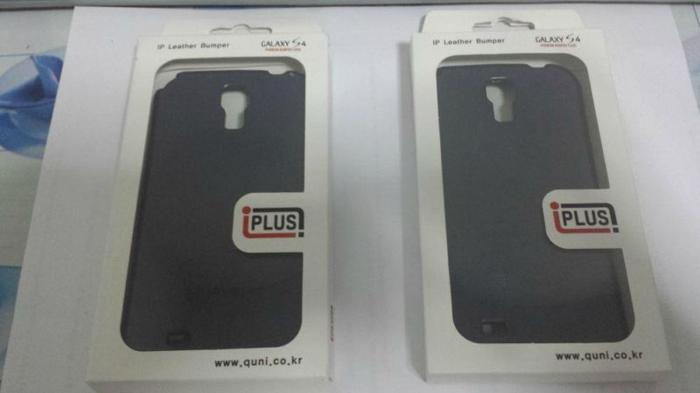 WTS: IP Leather Bumper for Galaxy S4 - Premium Bumper