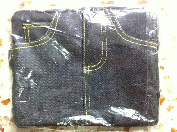 iPad 2 Stylish Jeans Cloth Protective Carrying