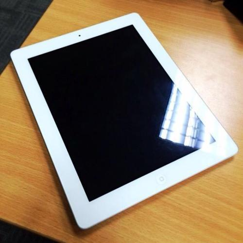 WTS: IPad 4 32GB Wifi White | Highest Offer Currently -