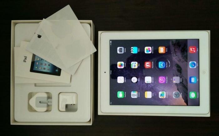 iPad with Wi-Fi 16GB - White (3rd generation)