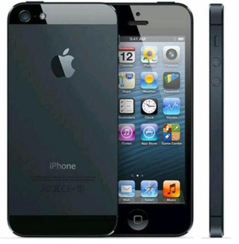 iPhone 5 black 68GB==490$ fast deal