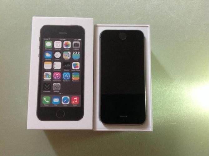 iPhone 5s16GB black