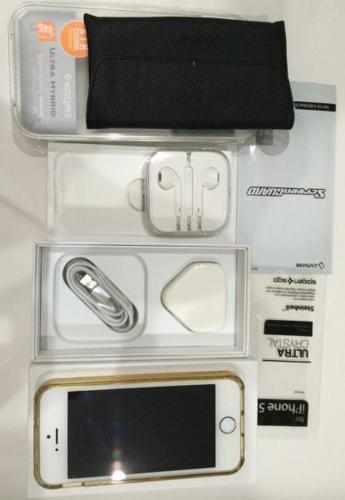 LNIB: iPhone 5S White 64GB