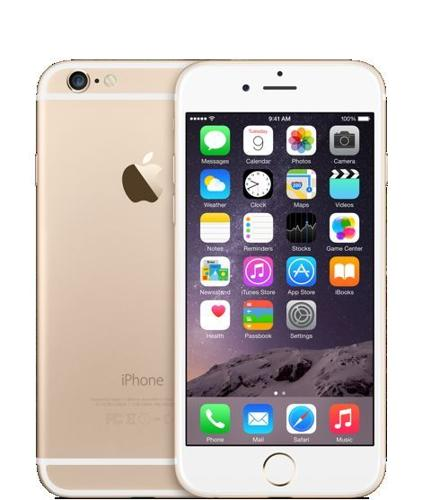 iPhone 6, 4.7-Inch-Display,128GB, Gold, Unlocked