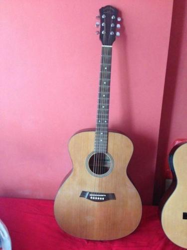 Jack & Danny acoustic guitar