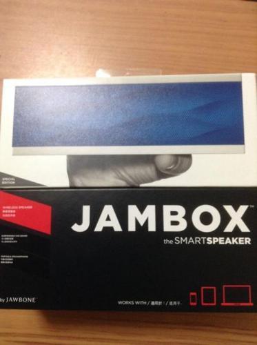 Jambox smart speaker-$100