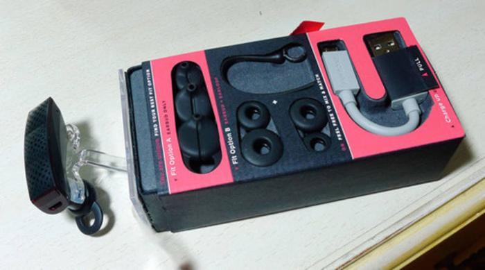 Jawbone ERA Headset (Shadowbox