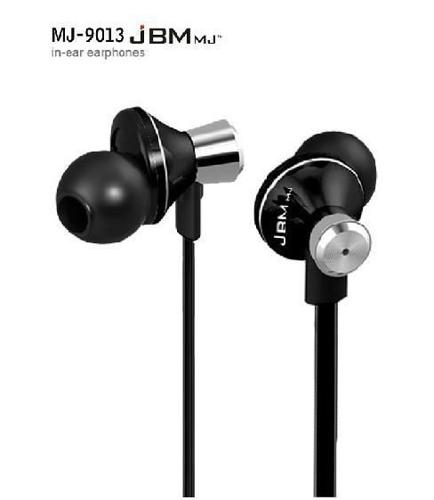 JBM MJ9013 In-ear Wired Stereo Earphones for Cell Phone