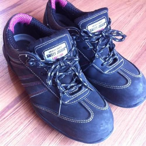 Jogger ladies safety shoes