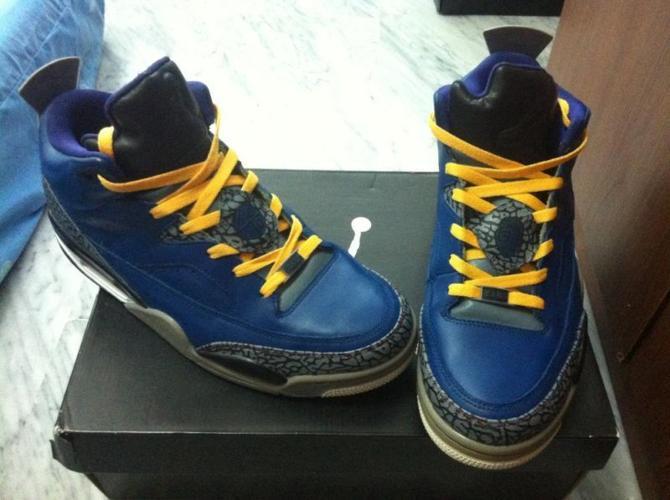 Jordan son of mars low size 10.5 (custom)