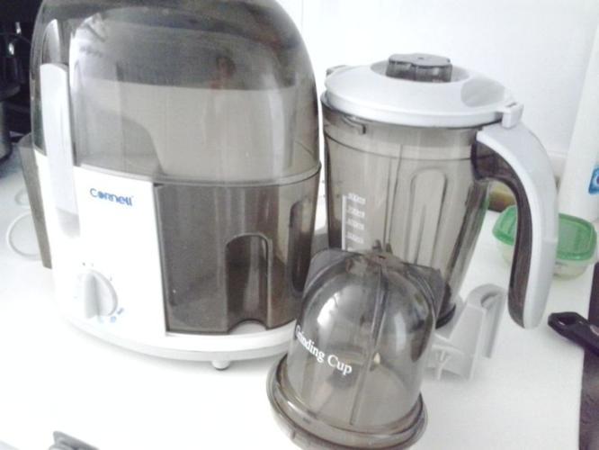 Juicer, Blender, Grinder 3 in 1 appliance