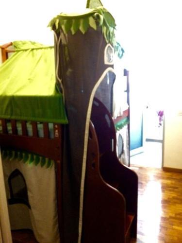 Jungle Bed built for imagination