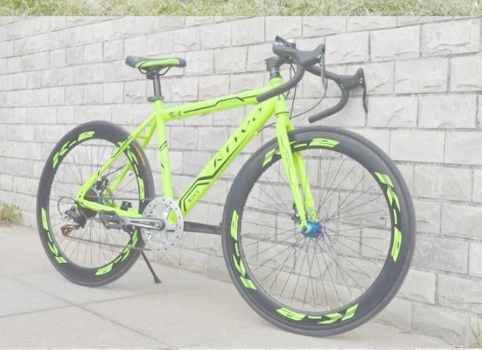 k2 60 blades road bike spree !
